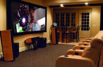 HD beamers en grote televisieschermen voor en nadelen.